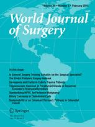 The Global Paediatric Surgery Network: A Model of