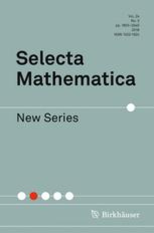 Selecta Mathematica