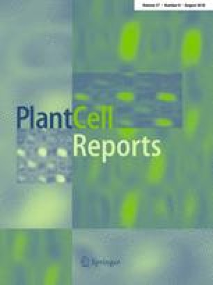 Plant Cell Reports