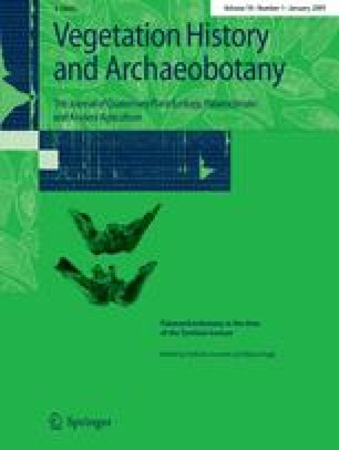 Vegetation History and Archaeobotany