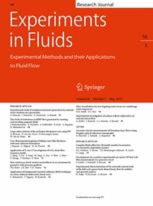 Experiments in Fluids