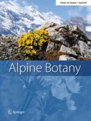 Alpine Botany