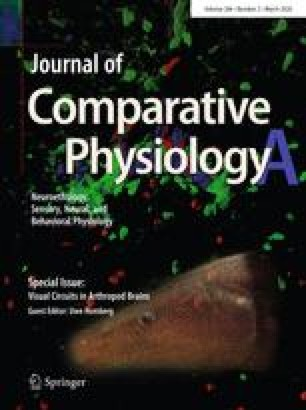 Journal of Comparative Physiology A
