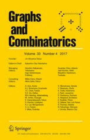 Graphs and Combinatorics