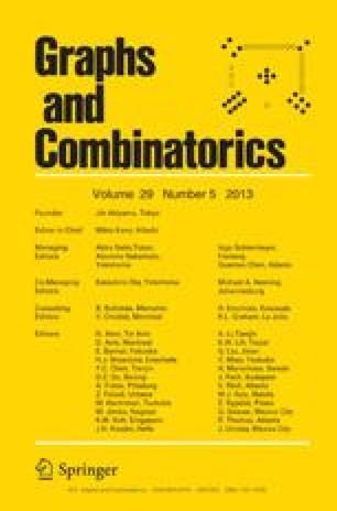 Graphs and Combinatorics