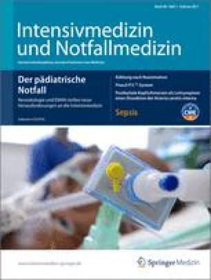 Intensivmedizin und Notfallmedizin