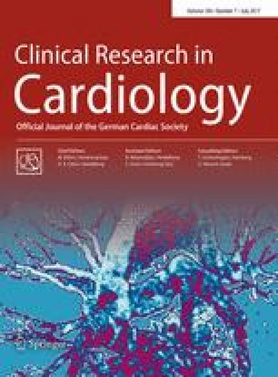 Clinical Research in Cardiology - Springer
