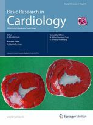Basic Research in Cardiology - Springer