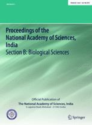 Proceedings of the National Academy of Sciences, India Section B: Biological Sciences