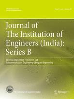 Journal of The Institution of Engineers (India): Series B