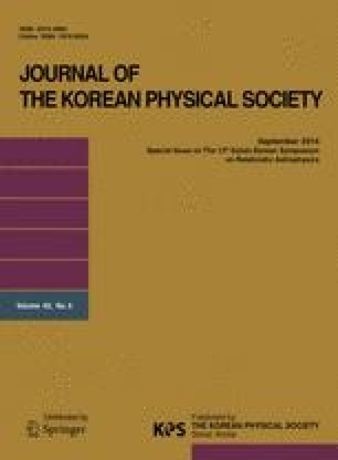 Journal of the Korean Physical Society