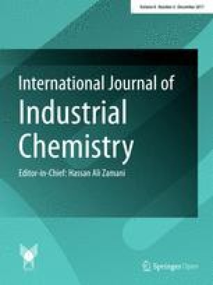 International Journal of Industrial Chemistry