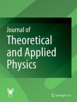 Journal of Theoretical and Applied Physics