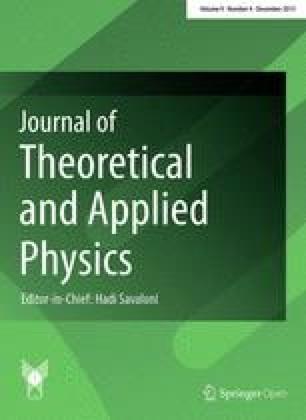 Journal of Theoretical and Applied Physics - Springer