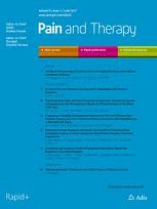 Pain and Therapy