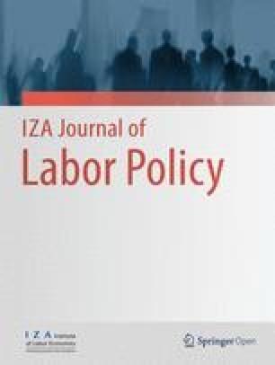 IZA Journal of Labor Policy