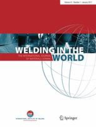 Welding in the World