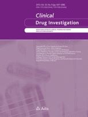 Clinical Drug Investigation