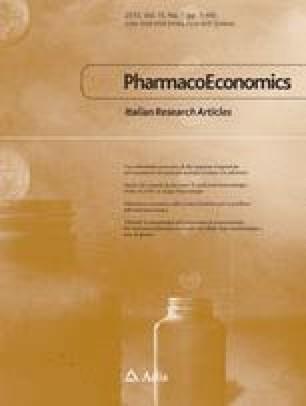 PharmacoEconomics Italian Research Articles