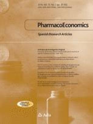 PharmacoEconomics Spanish Research Articles