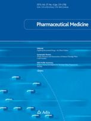 International Journal of Pharmaceutical Medicine