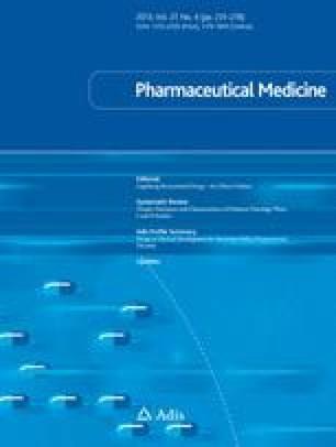 International Journal of Pharmaceutical Medicine