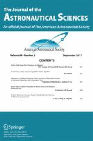 The Journal of the Astronautical Sciences