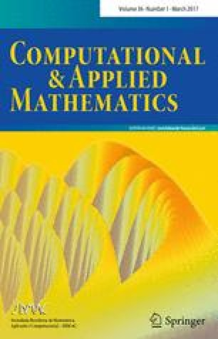 Computational and Applied Mathematics - Springer