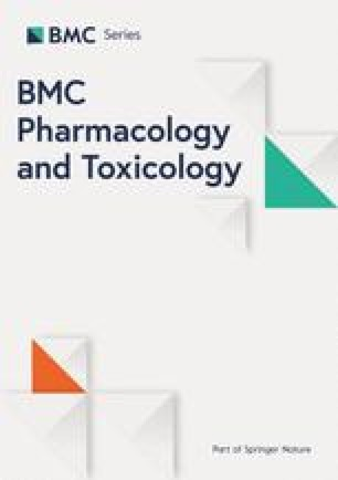BMC Pharmacology and Toxicology