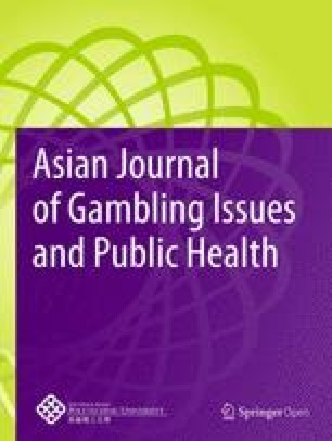 Asian Journal of Gambling Issues and Public Health