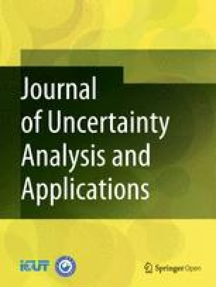 Journal of Uncertainty Analysis and Applications