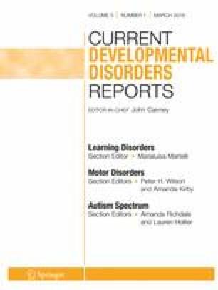 underst anding developmental disorders morton john