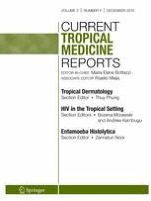 Current Tropical Medicine Reports