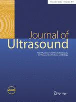 Journal of Ultrasound