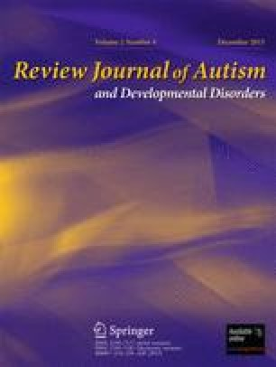 The Urgent Need To Shorten Autisms >> Sleep Disturbances In Autism Spectrum Disorders Springerlink