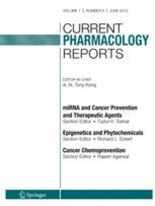 Current Pharmacology Reports