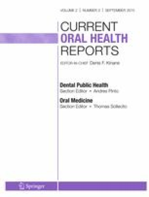 Advancing Health Promotion in Dentistry: Articulating an