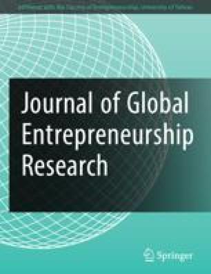 Journal of Global Entrepreneurship Research