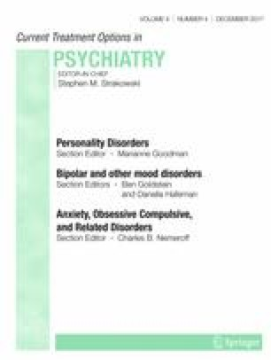 The Treatment of Antisocial Personality Disorder | SpringerLink