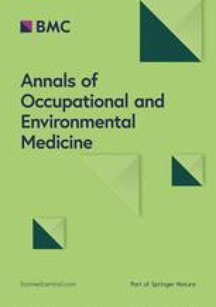 Annals of Occupational and Environmental Medicine