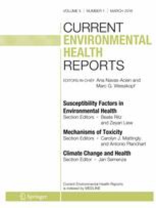 Current Environmental Health Reports
