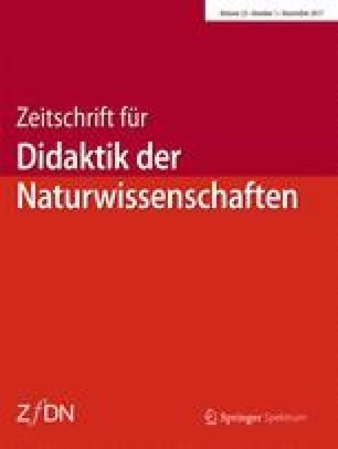 Zeitschrift für Didaktik der Naturwissenschaften