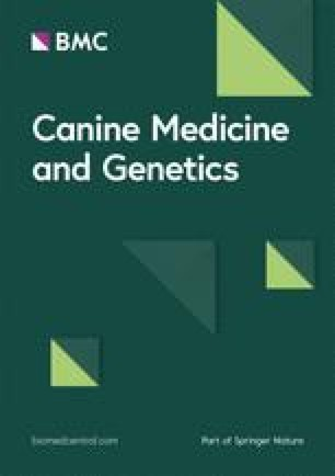 Polymorphisms in the canine monoamine oxidase a ( MAOA) gene