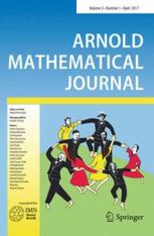 Arnold Mathematical Journal