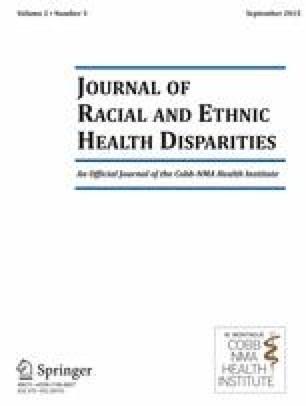 Journal of Racial and Ethnic Health Disparities