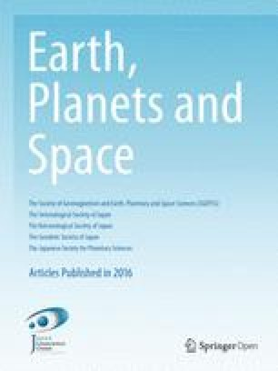 Earth, Planets and Space