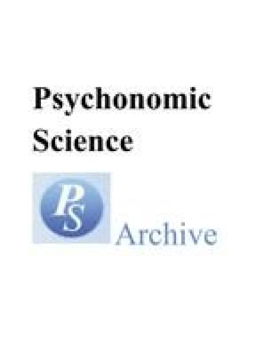 Psychonomic Science