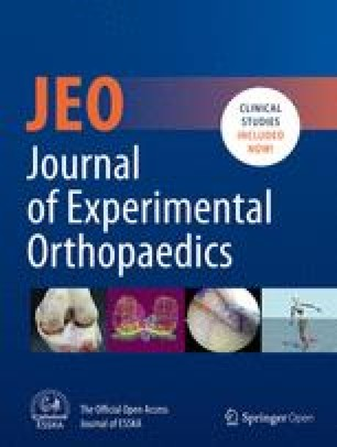 Journal of Experimental Orthopaedics
