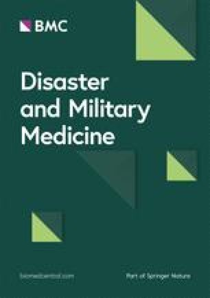 Disaster and Military Medicine