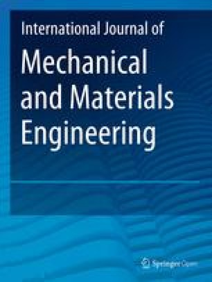 International Journal of Mechanical and Materials Engineering